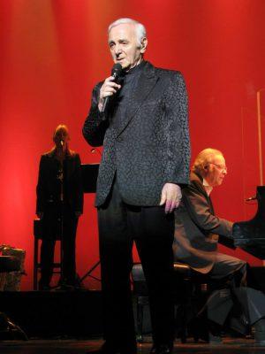 charles aznavour et stromae : deux artistes formidables !